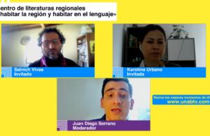 Conversatorio del lenguaje en la feria Ulibro